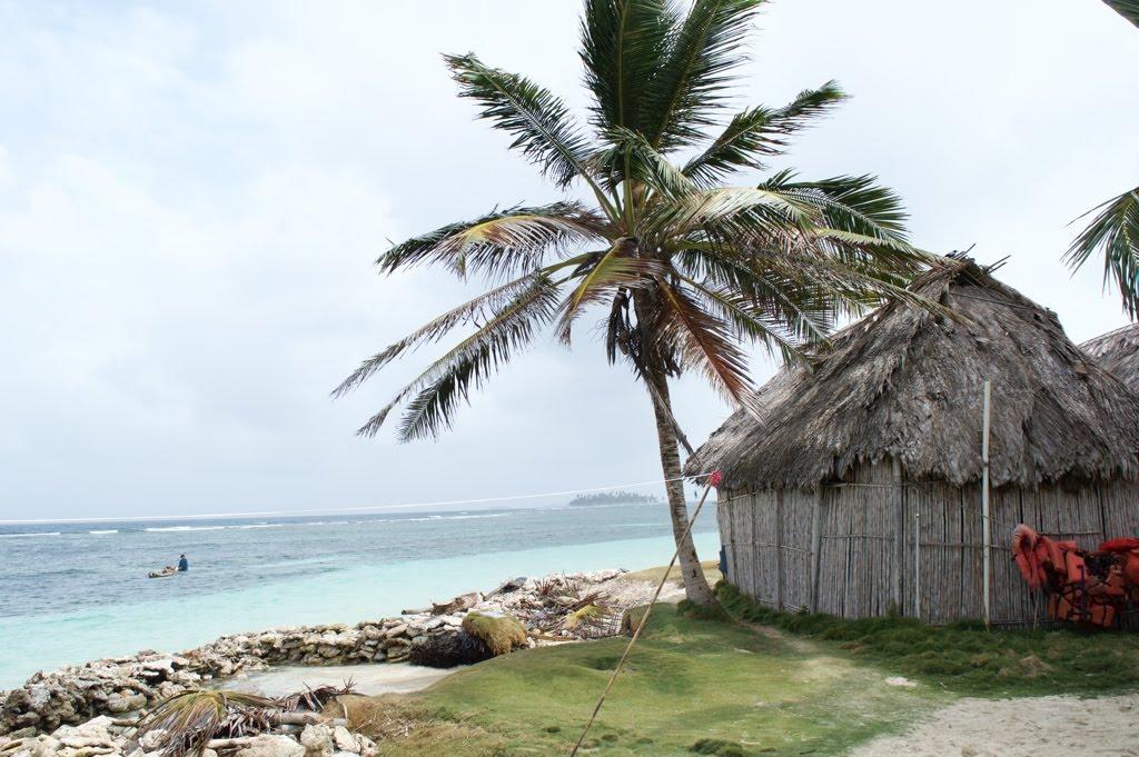 isla en san blas panama