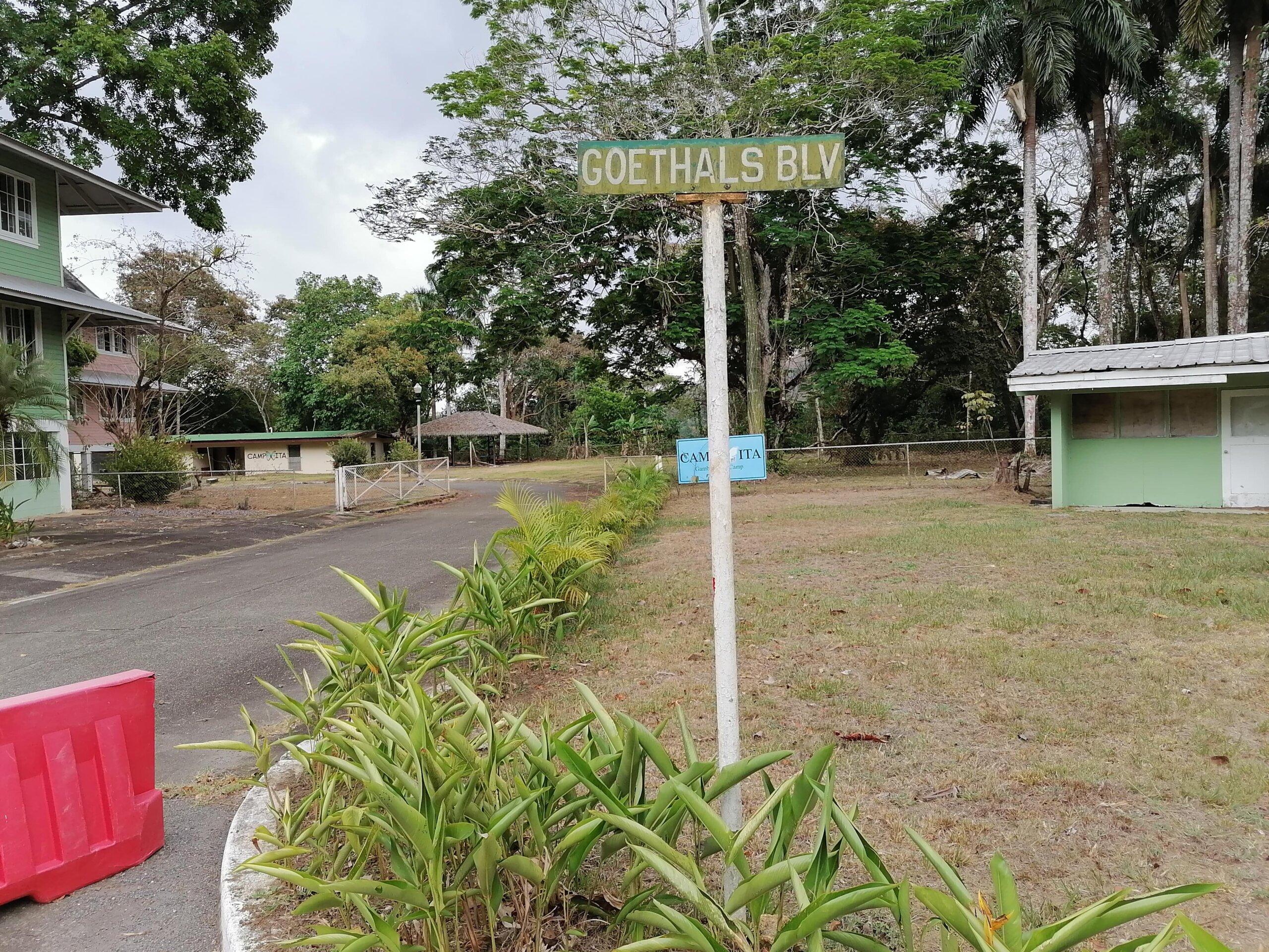 zona del canal panama