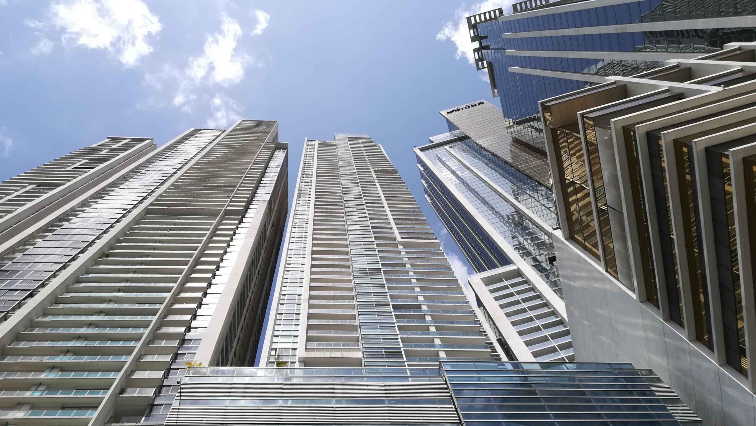 rascacielos ciudad de panama