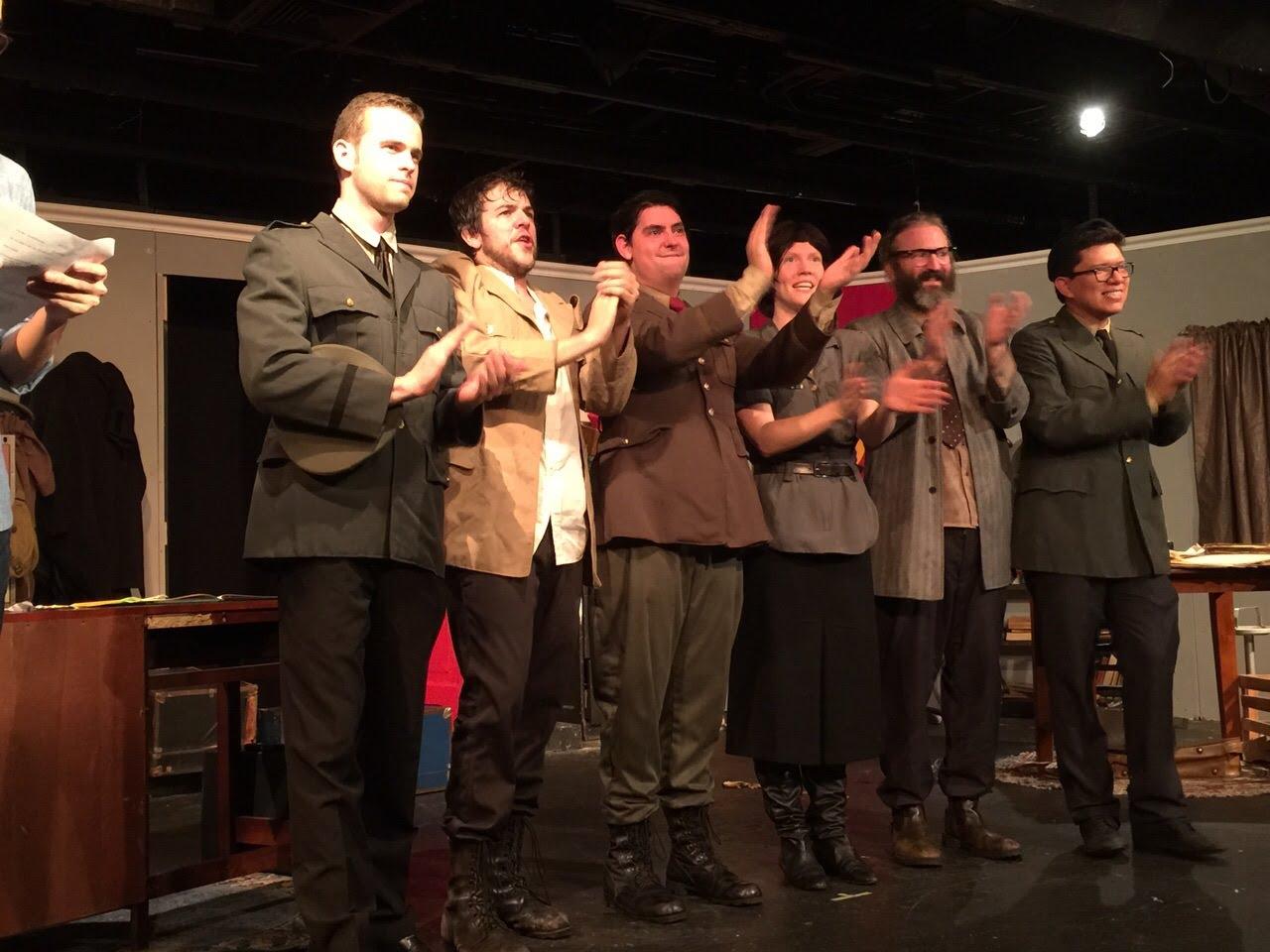 obra en el teatro guild panama