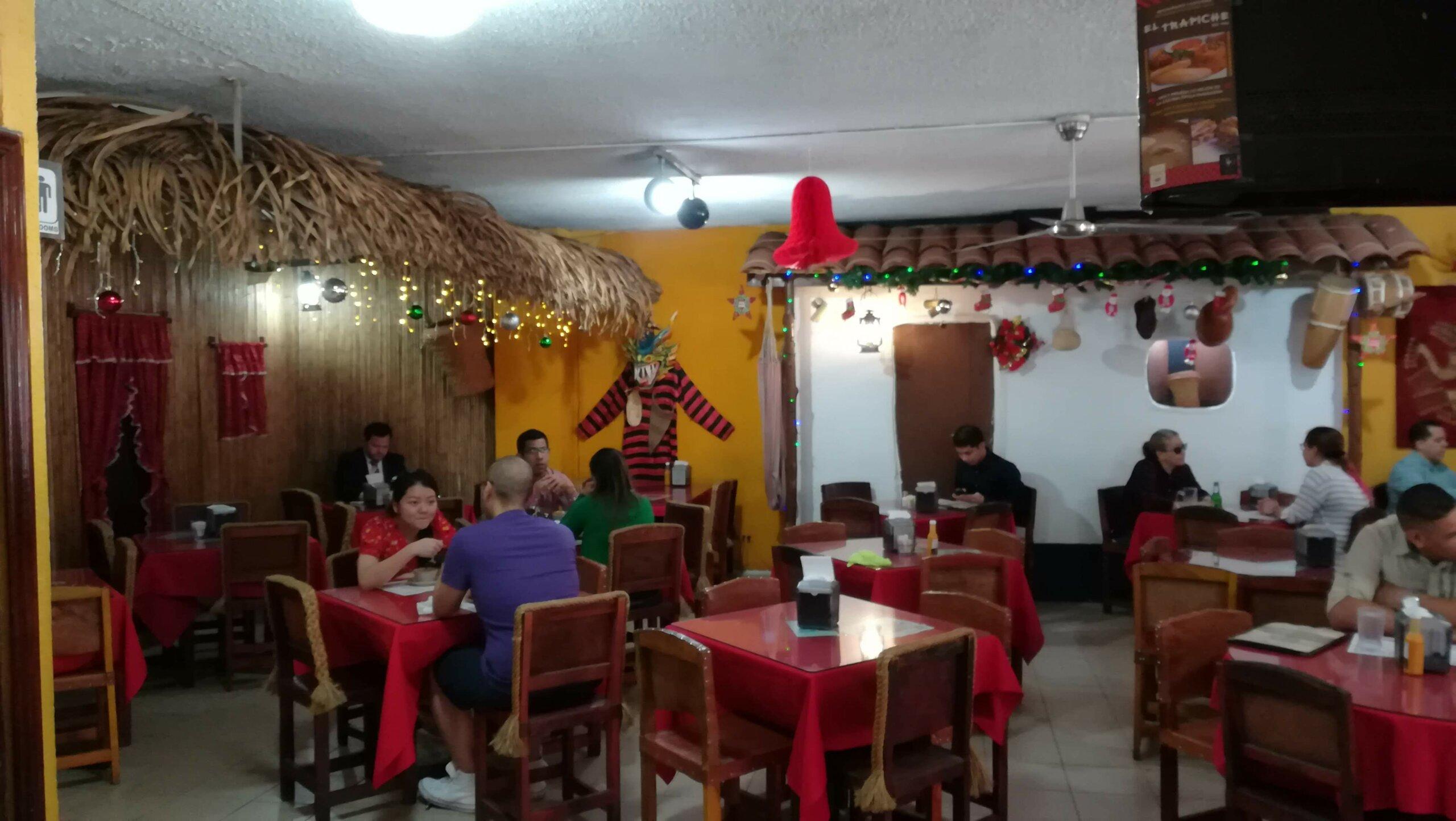restaurante el trapiche ciudad de panama